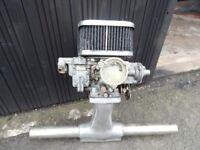 Carburetor from beetle