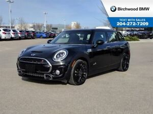2017 MINI Cooper Clubman Cooper S ALL4 Essentials & Style Packag
