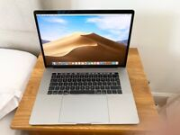 """CYCLE COUNT ONLY 160,MACBOOK PRO 2017 15"""" TOUCHBAR SPACE GREY LAPTOP 2.9GHZ I7,16GB RAM,512 GB"""