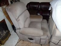 Electric Recliner Chair with 2 electric motors