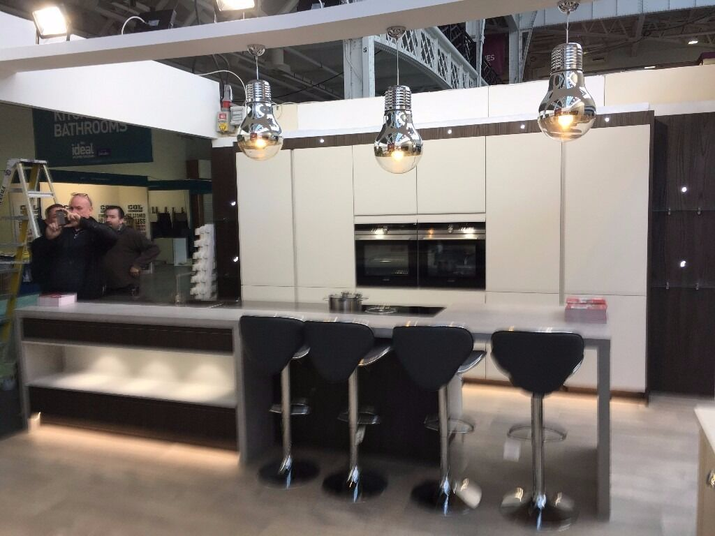 ex display kitchen for sale pronorm kitchen from london excel grand designs show save