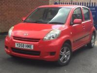 DAIHATSU SIRION 2009 (58 REG)**£999*LOW MILES*FULL HISTORY*CHEAP CAR & IDEAL FIRST CAR*PX WELCOME