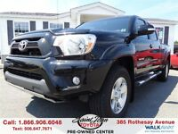 2015 Toyota Tacoma V6 TRD W/ Leather $271.99 BI WEEKLY!!!