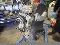 VOLKSWAGEN POLO 6N2 GOLF MK4 SEAT SKODA FABIA 1.4 16V AHW BARE ENGINE 94K MILES