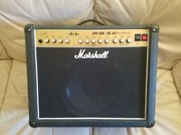 Marshall JCM2000 DSL401 - Dual Channel 40W all Valve Combo with Reverb