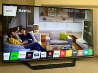 """60"""" LG 4K UHD LED SMART TV 4K NETFLIX YOUTUBE USB WiFi Freeview HD CAN DELIVER"""