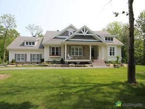 669 000$ - Maison à un étage et demi à vendre à St-Lazare