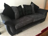 For Sale - The DFS Shannon Range - 2 & 3 seater sofa's, immaculate condition, just over 2 yrs old.