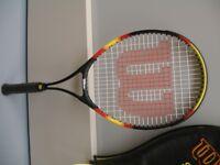 Wilson/Pete Sampras Tour 27 Tennis Rackets - Unused - 3 available