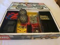 Lego technic car 8860 vintage