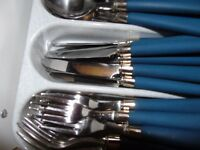 VINERS cutlery set for 12 people