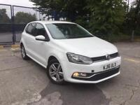 2016 VW POLO MATCH 1.0 WHITE 5 DR DAMAGED REPAIRED SALVAGE BARGAIN L@@K!!!