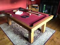 High quality pool/dining table for sale