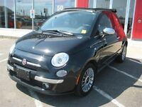 2013 Fiat 500C Lounge | Winter Tire Package | Convertable