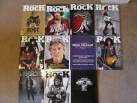 Classic Rock magazine back issues 2011