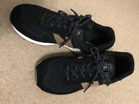 New Balance shoes - Women's 574 Natural Outdoor (Black)