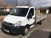 iveco daily pick up 61 reg