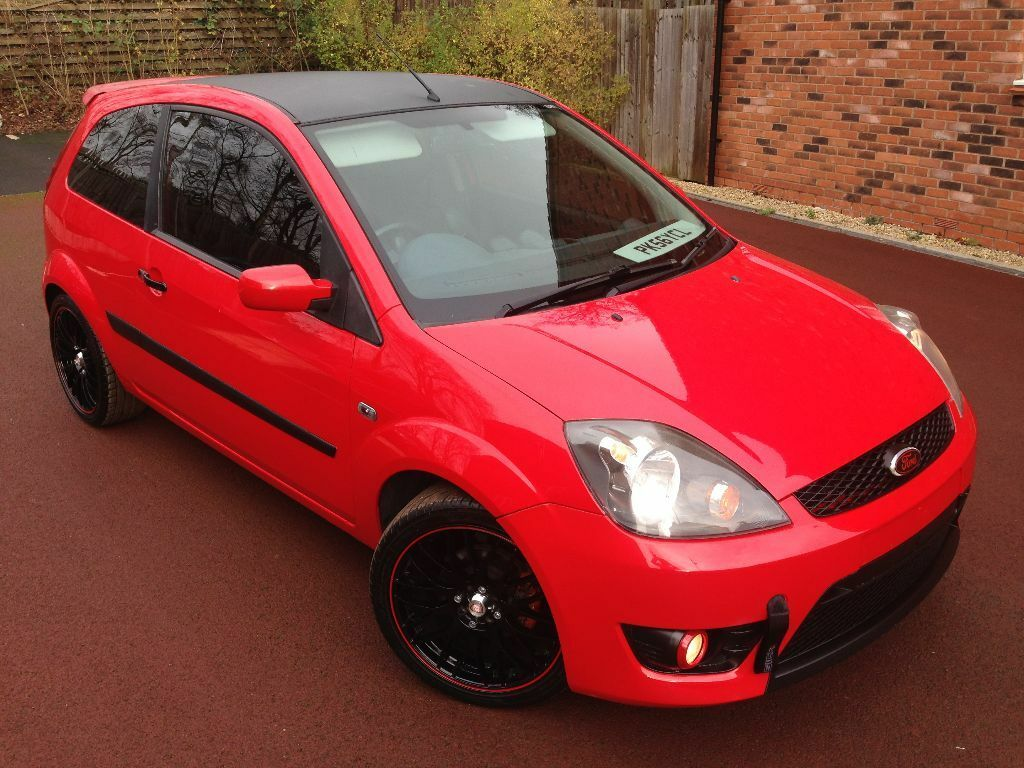 2006 ford fiesta st zetec s 1 6 modified tax mot full. Black Bedroom Furniture Sets. Home Design Ideas
