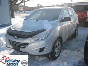 2010 Hyundai Tucson GL | Spacious and Efficient!