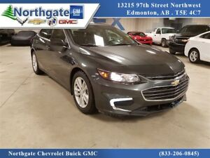 2016 Chevrolet Malibu LT Heated Leather Mylink Finance Available