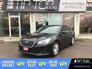 2015 Subaru Legacy 2.5i ** Bluetooth, Backup Camera, AWD **
