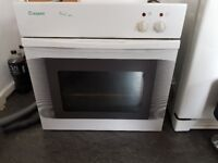 Under counter oven - working. Aspes h2-1101 b