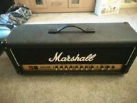 Marshall DSL50 all valve head *swaps*