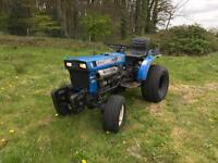 Iseki 2160 4WD compact tractor (Delivery Available)