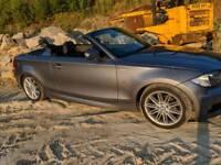 Bmw 1 series m sport convertible, beautiful car, may swap audi tt