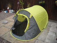 2 person Pop Up TENT £20