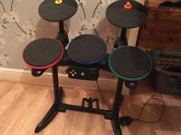 Drum set for Xbox 360 - see description