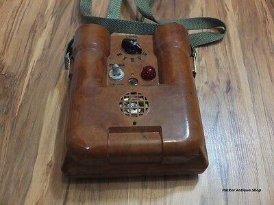 Geiger Counter Rs-70-vintage
