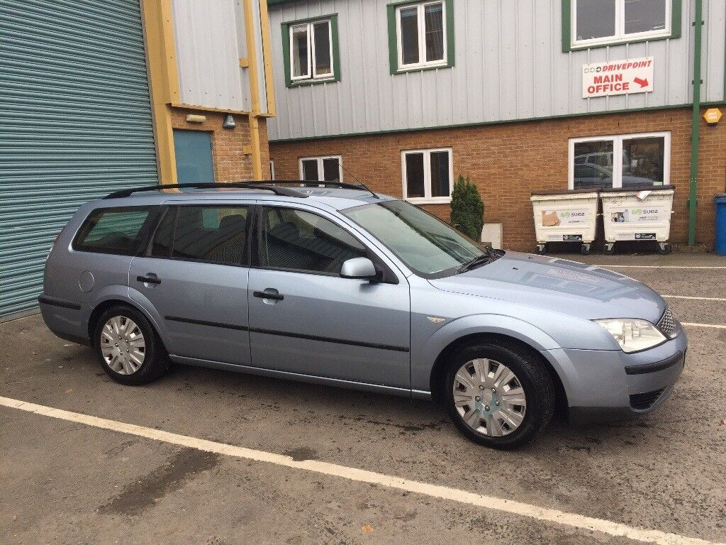 Ford mondeo 2.0 tdi
