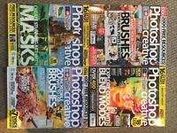Photoshop magazines