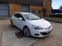 Vauxhall Astra Gtc SRi CDTi 3dr Auto Diesel 0% FINANCE AVAILABLE