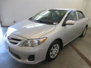 2013 Toyota Corolla LE- HEATED SEATS! ONLY 46K! SAVE!