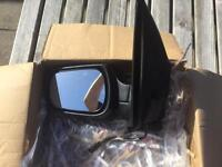 Ford Fiesta 2008 Electric Wing Mirrors