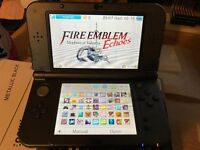 New Nintendo 3DS XL Brand NEW Plus EVERY game on E-Shop With ALL DLC