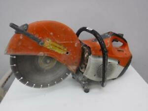Stihl Quick Cut TS 420. We Buy and Sell Used Power Tools and Equipment. 40082*