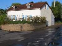 Pretty Cottage in Picturesque Village in South West France Close to Pyrenees