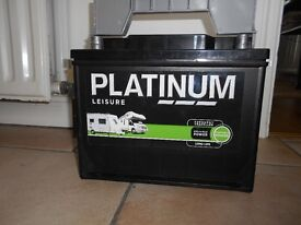 Platinum Leisure Battery