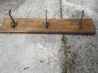 Vintage Retro coat hanger