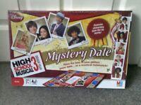 Brand new High School Musical board game