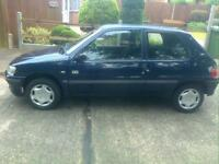 Peugeot 106 1.1L 12 month MOT