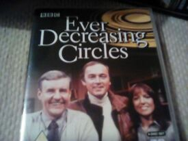 Ever Decreasing Circles DVD Box Set