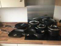 Saucepan collection