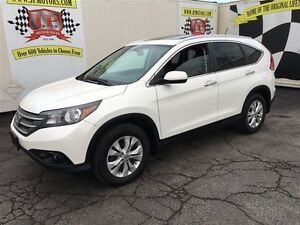 2013 Honda CR-V Touring, Automatic, Navigation, Heated Seats, Ba