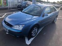 Mondeo ghia automatic not Astra focus