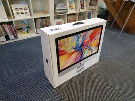**EMPTY** 27 inch Apple iMac Box (2018 Model)