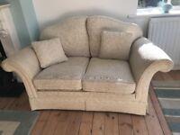 Cream sofa for sale. Smoke free home.
